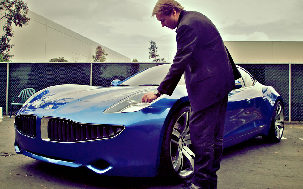 Bild/Picture Fisker - Green just got sexy