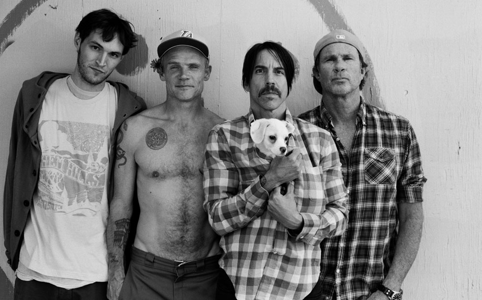 Bild/Picture Red Hot Chili Peppers